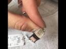 Цена 1355 грн 3455 руб Бесплатна доставка в Донецк по Украине и в любую страну Мира 380713210202 Серебро 925 пробы с золотой