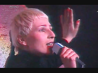 В городе моём - Жанна Агузарова (Вернисаж Ильи Резника) 1988 (А.Пугачева - И.Резник)