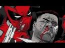 ComiXoids Live Дэдпул против Карателя Веном против карнажа Планета Симбиотов Человек Паук Самурай Джек Ходячие Мертвецы