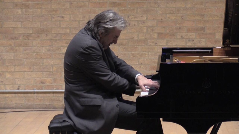 Brahms Hungarian Dance No. 4 in f sharp minor (Barry Douglas)