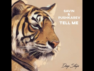 Savin & Pushkarev - Tell Me (Original Mix)