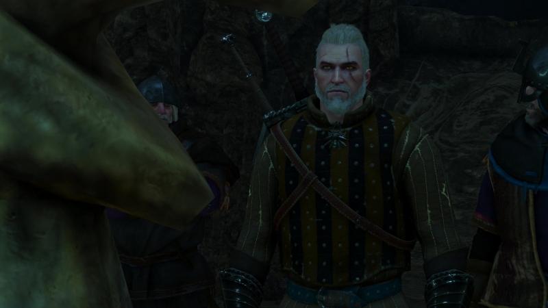 Ведьмак 3 Пещера снов