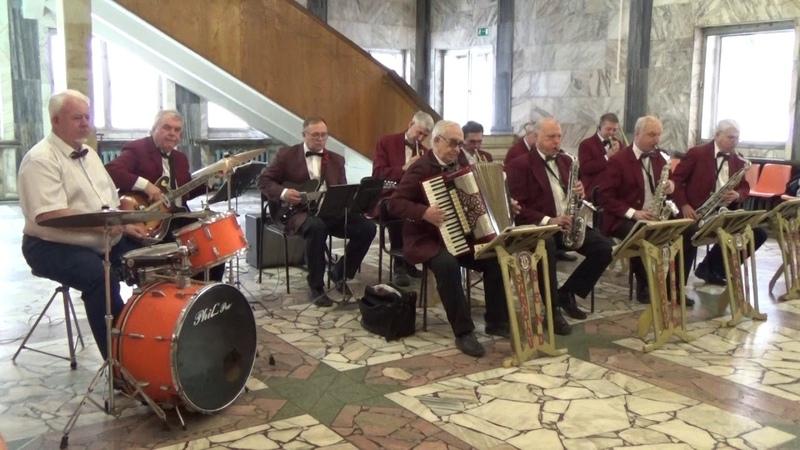 День конституции джазовый оркестр Саратов - бэнд