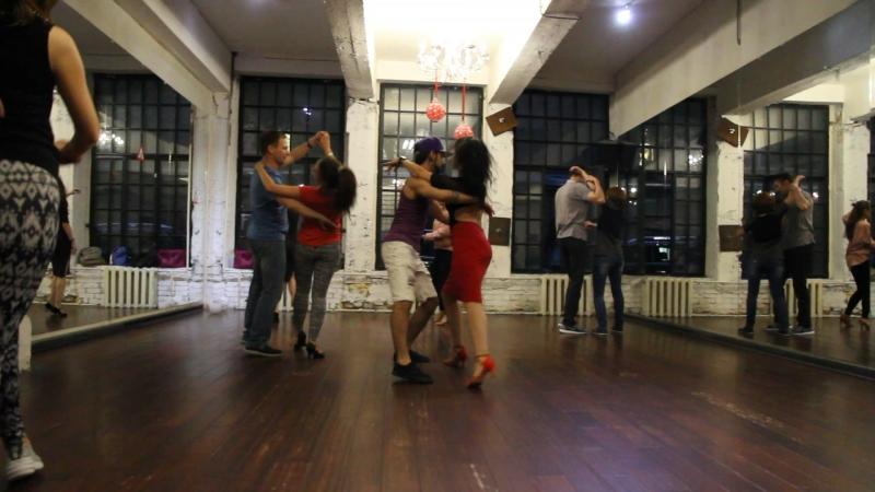 Bachata, Ismael Hidalgo, школа танцев Держи Ритм