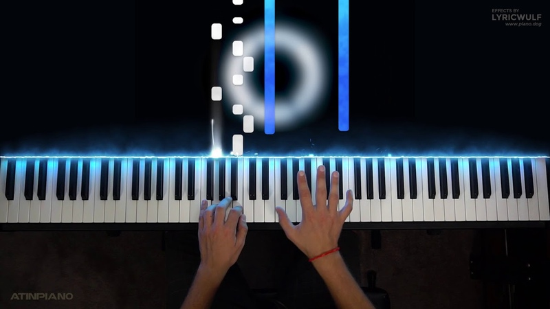 Detroit Become Human - Main Theme (Piano Cover) [Beginner]