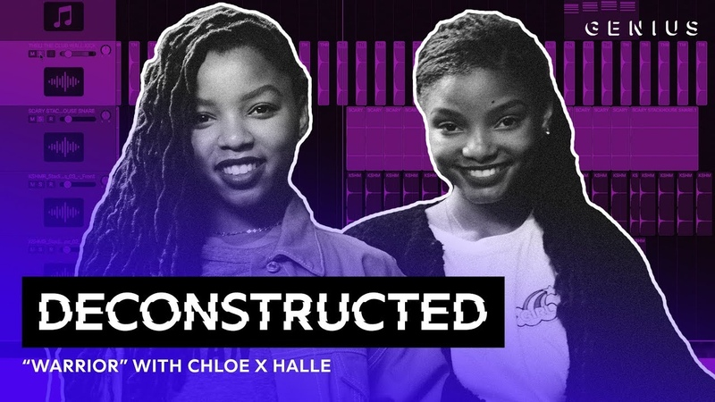 The Making Of Chloe x Halles Warrior | Deconstructed