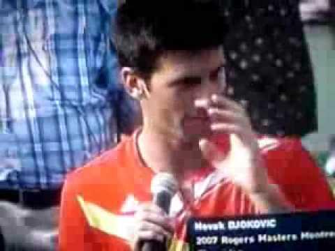 Novak Djokovic: Croat or Serb - It's the same thing