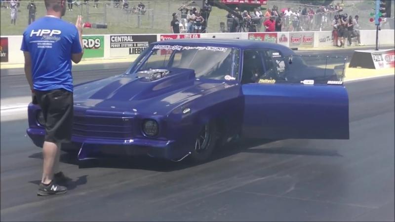 Doc Street Beast vs Dominator at No Prep Kings 2 Topeka Kansas