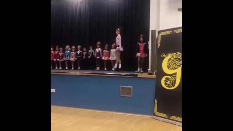 Slip Jig Ирландские танцы
