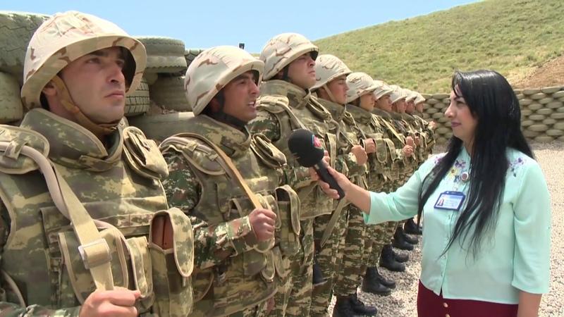 Nazirlik Ordumuzun Naxcıvan zeferinin videosunu yaydı! Ermeni postları ovuc icinde! 20.06.2018