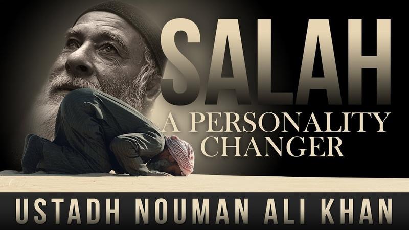 Salah - A Personality Changer ᴴᴰ ┇ Salah ┇ by Ustadh Nouman Ali Khan ┇ TDR Production ┇