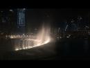 Поющие фонтаны-2. Дубай.