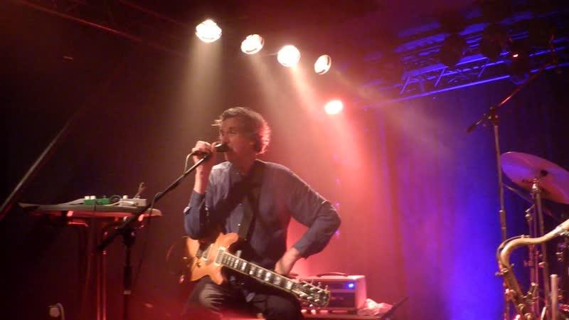 Soft Machine. The Man Who Waved At Trains. Jena. 19.09.2018