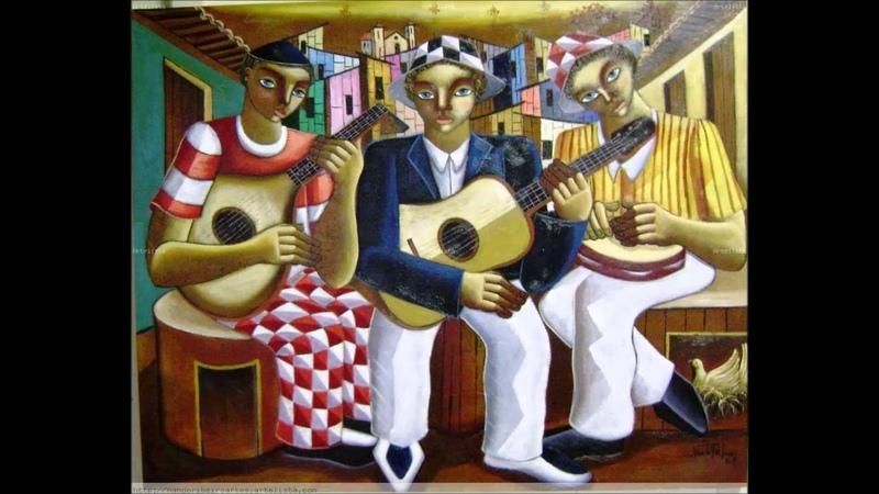 Heitor Villa Lobos Suite Popular Brasileña Completa Pablo De Giusto