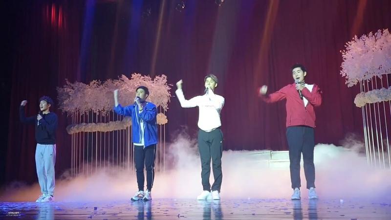 2018.10.27 Saintsup Fanmeet Encore in Chiang Mai - ยังโสด