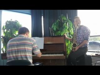 Оттепель SaxLove and Piano.mp4