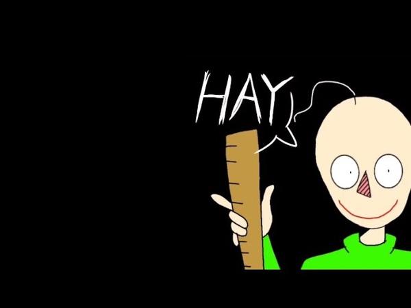 HAY [Meme] |Baldi's Basics| (FlipaClip)