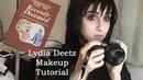 Lydia Deetz Halloween/Cosplay Makeup Tutorial - Beetlejuice