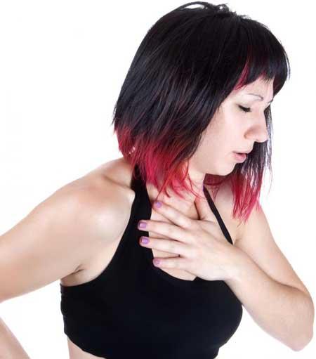 Рубцевание легких может быть трудно поддается лечению, и рубцы, как правило, являются постоянными