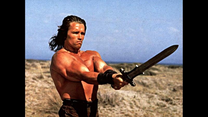 MANOWAR -the power of thy sword (Сonan Wariors)