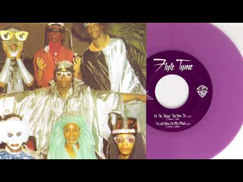 Flyte Tyme - Its The Things That You Do [Numero] 70s Modern Soul Funk 45
