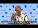 Tigres Coach Ricardo Ferretti epic rant El Tuca abandona conferencia English Subtitles
