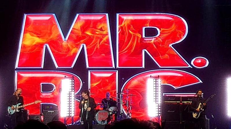 Mr. Big Live In Bangkok 2018 | Full Concert HD | 12.06.2018
