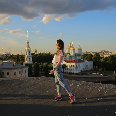 Мария Баженова