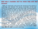 Mail Help Number is Toll Free Help for Mail issues