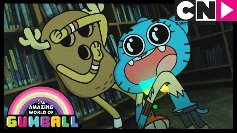 Gumball | Disease Spreads Around School! The Joy (clip) | Cartoon Network