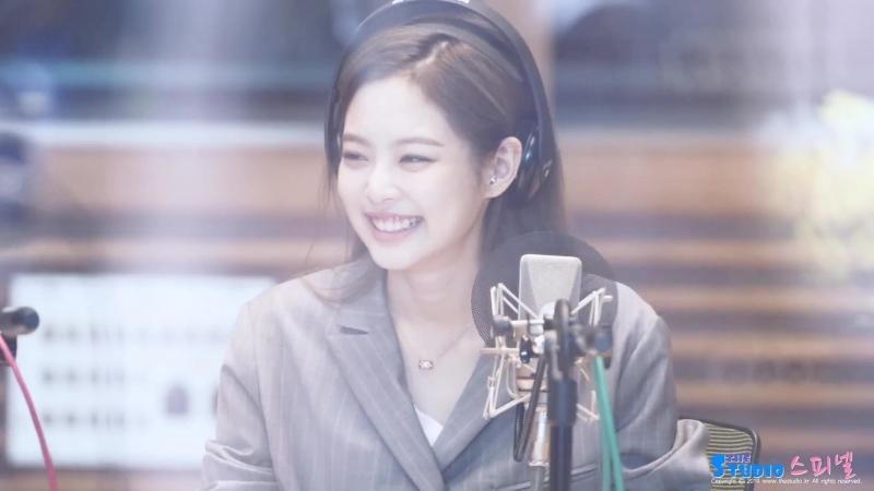 180619 JENNIE @ MBC FM4U 2pm Date Radio
