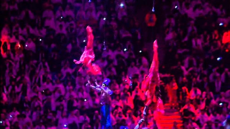 Opening of 2011 Asian Winter Games (10/14) Церемония открытия Зимних Азиатских игр 2011 г.(10/14)