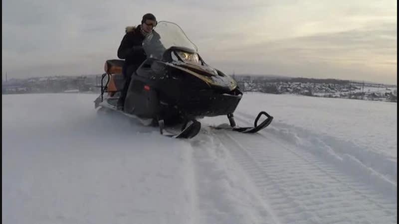 Почему в пункте проката снегоходов не проводят инструктаж