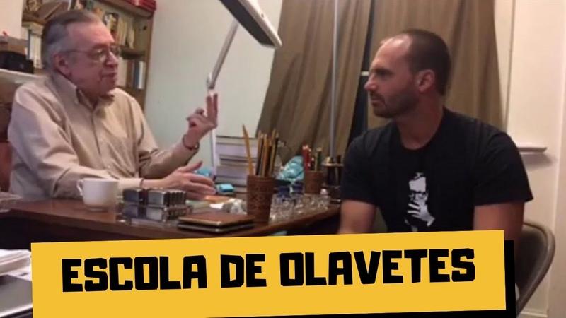 OLAVO DE CARVALHO: O IDEÓLOGO DO GOVERNO BOLSONARO