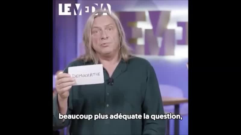 La langue de bois - Franck Lepage