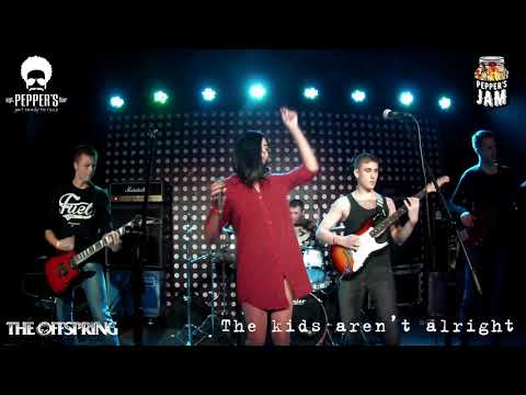 The Offspring - The kids arent alright (cover) Pepper's Jam @Sgt.Pepper's Bar|22