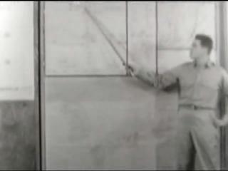 1952 Condensation Trails
