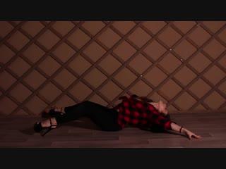 Strip choreo & dancer pokrovskaya dasha - crossfire - stephen