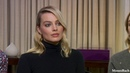 Margot Robbie interview 'Mary Queen of Scots' with Saoirse Ronan