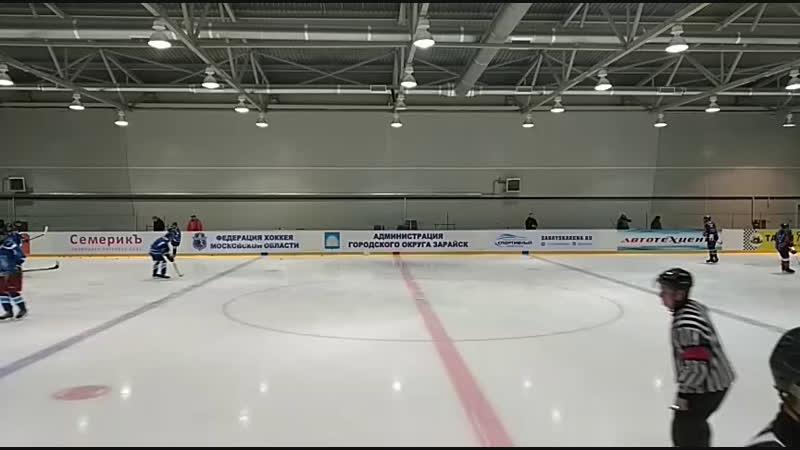 Открытое первенство Московской области по хоккею среди КФК сезон 2018 2019