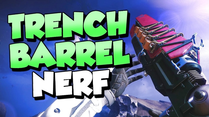Trench Barrel Nerf Damage Testing and Comparisons!