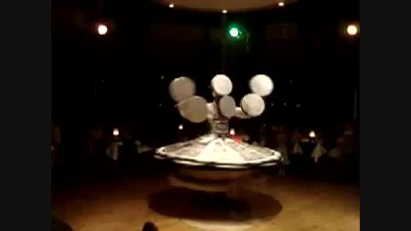 Танцы Суфиев