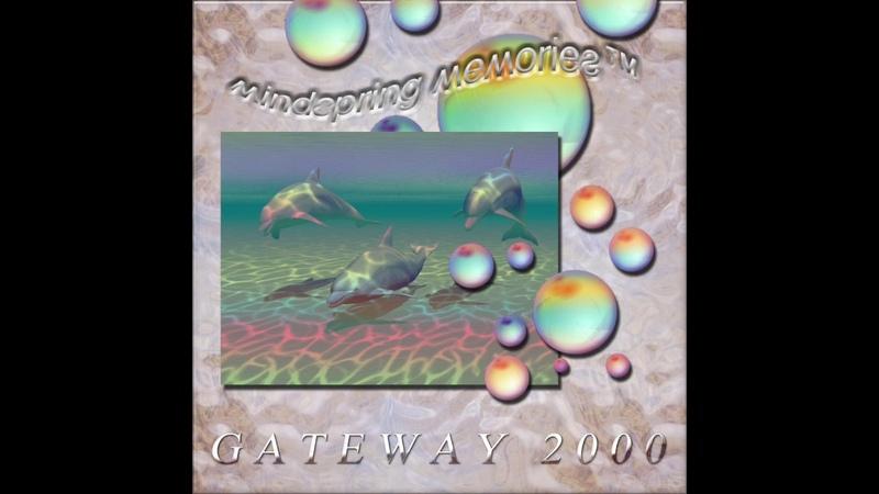 ʍindƨpring ʍeʍorieƨ™ : GATEWAY2000