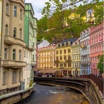 ПРЯМЫЕ рейсы в Чехию (Карловы Вары) за 7400 рублей туда-обратно из Москвы