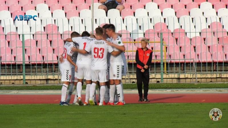 2018/19 Волинь - ПФК Суми 3:0. Огляд матчу