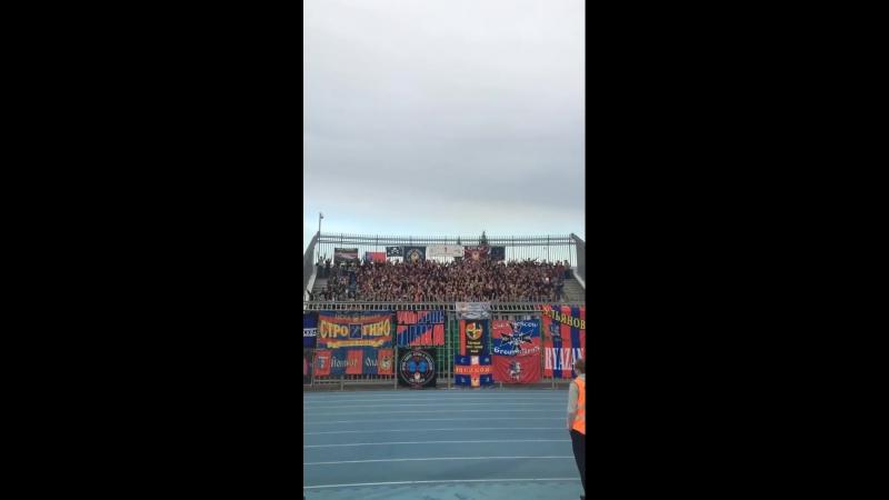 УФА 0:3 ЦСКА