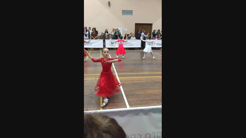 Турнир по бально-спортивным танцам ))