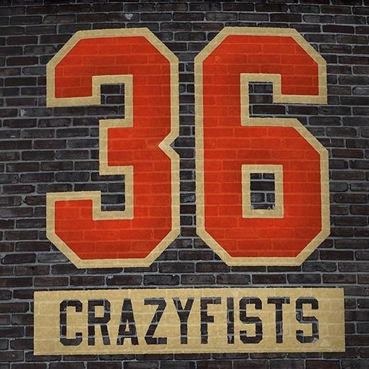 36 Crazyfists - Promo CDS-cover