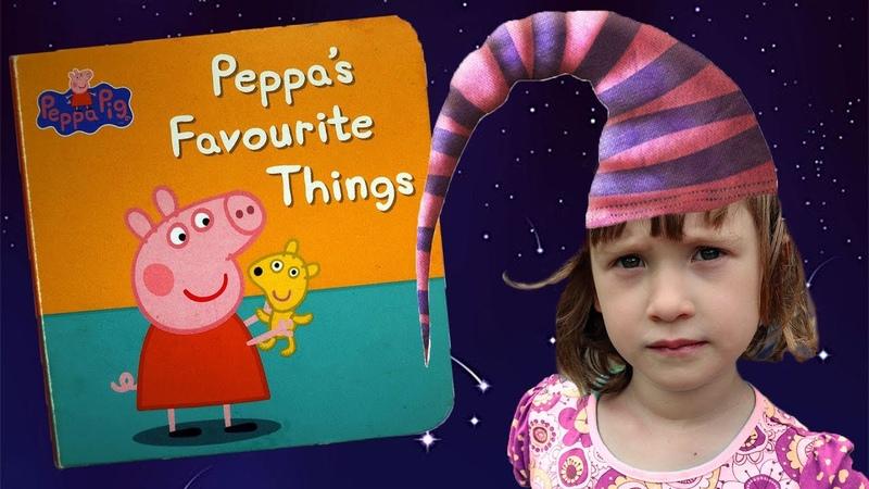 Свинка Пеппа, сказка на ночь. | Английский для начинающих