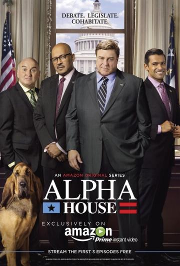 Альфа-дом (сериал 2013 – 2014) Alpha House смотреть онлайн
